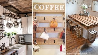 10 DIY Rustic Furniture Projects