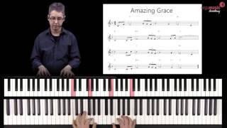 Sexten in den Innenstimmen - Piano Tutorial von Michael Gundlach