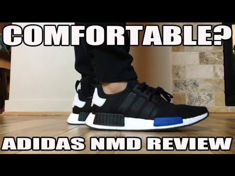 How Comfortable is the adidas NMD boost? (Review + On Feet)