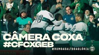 Câmera Coxa   Coritiba 2 x 0 Brasil RS