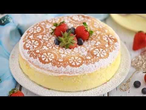 Japanese Cheesecake SIMPLIFIED! – Gemma's Bigger Bolder Baking