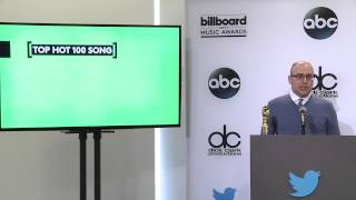 Top Hot 100 Song Finalists - BBMA Nominations 2015