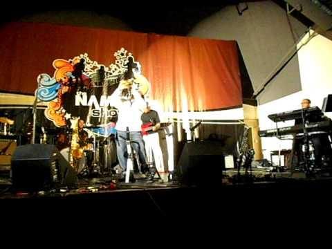Eddie Baccus JR at Theo Wanne Saxophones Unleashed -- NAMM 2012