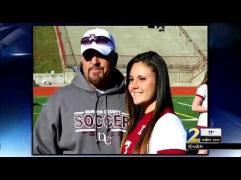 High school soccer coach killed in crash on GA 400
