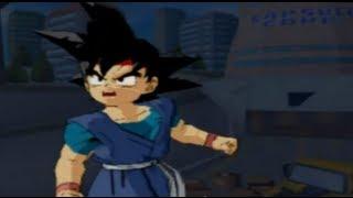 Dragon Ball AF Dark Dimension [PS2]