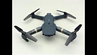 EACHINE E58 FPV WIFI DRONE / como usarlo , funciona y contenido / dji mavic clone