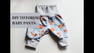 DIY Tutorial Baby/kids Pants