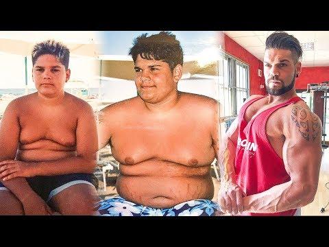 Esperienza di sport di perdita di peso