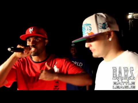 Money Bagz vs Prof-ac presented by B.A.R.S. (B.eats A.nd R.hymes S.essions)