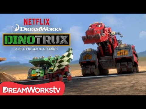 Dinotrux Season 2 Sneak Peek Promo