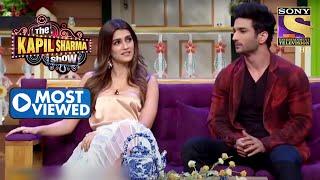 Sushant और Kriti ने Share किए अपने Real Life Experiences | The Kapil Sharma Show | Most Viewed