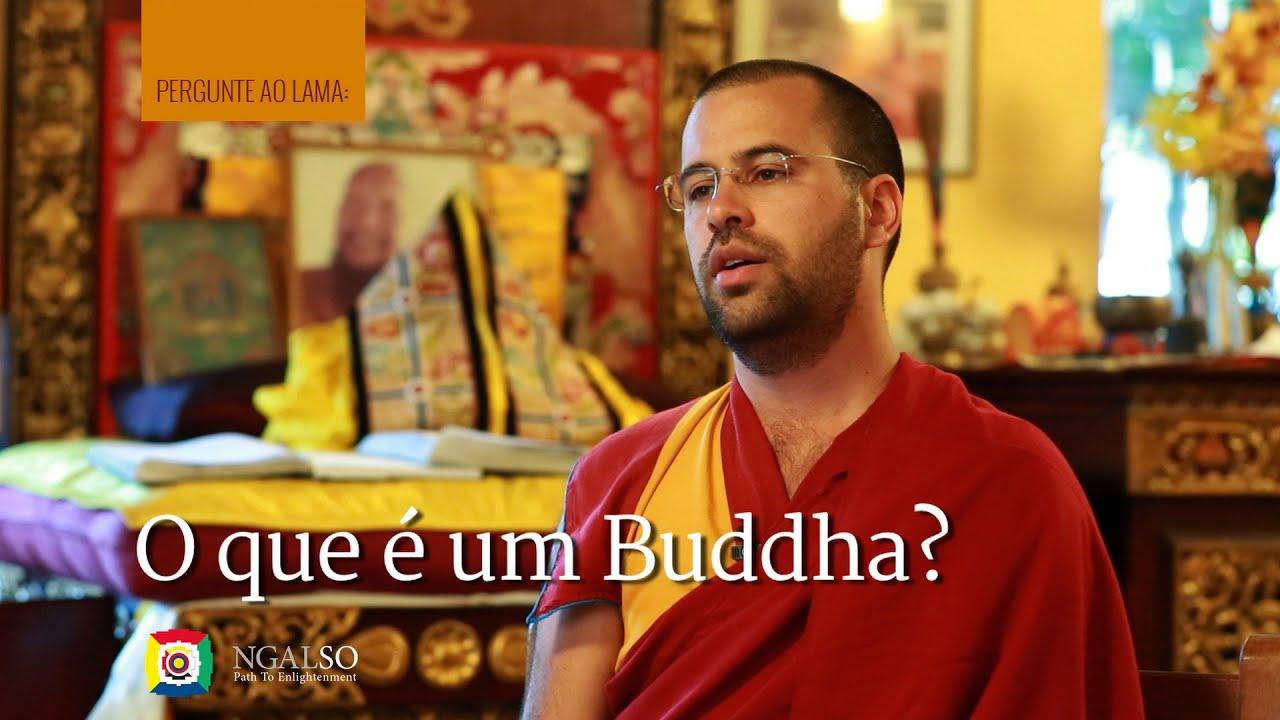 O que é um Buddha?