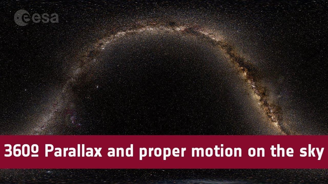 Создана самая подробная на данный момент карта Млечного Пути