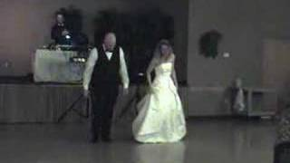 My Girl Daddy Daughter Wedding Dance