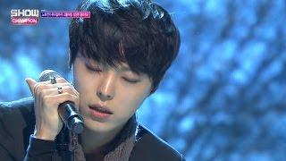 (ShowChampion EP.166) Park Si Hwan - Monster (박시환-괴물)
