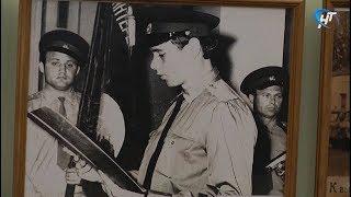 В областной научной библиотеке открылась выставка, посвященная 300-летию полиции