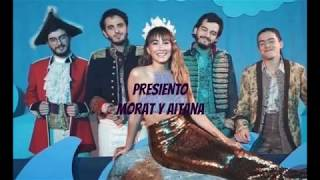 Morat, Aitana   Presiento (LETRA)