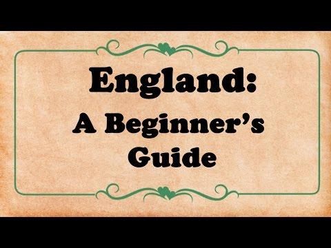 Anglie: Průvodce pro začátečníky