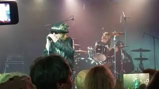 Dokken live Lynchburg Virginia Kiss Of Death 03/16/2018