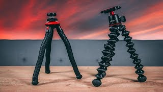The Best Vlogging Tripod of 2018...? | FotoPro UFO 2 vs Joby 3K Kit GorillaPod