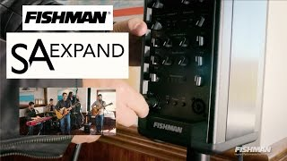 Fishman Performance System SA300X - Video