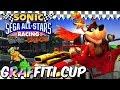 Sonic amp Sega All Stars Racing With Banjo Kazooie Graf