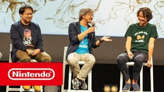Master Class - The Art of the Legend of Zelda Series –Japan Expo 2017