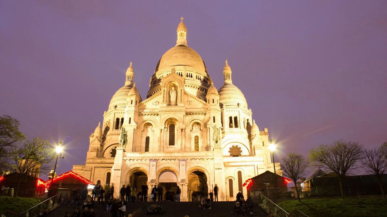 Sacré-Coeur, paris, france, church, catholic