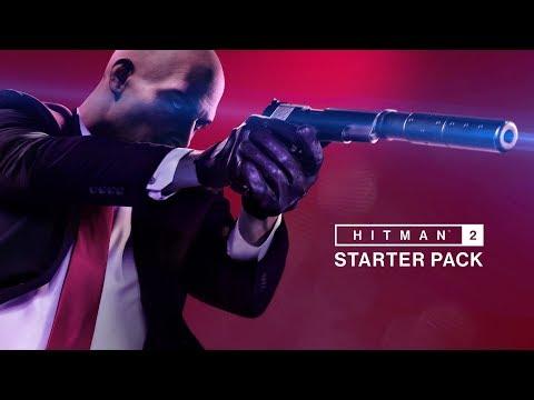 HITMAN 2 - Free Starter Pack Trailer