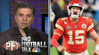 Are the Kansas City Chiefs at the beginning of a dynasty? | Pro Football Talk | NBC Sports