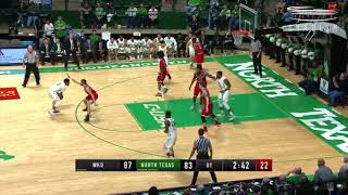 HIGHLIGHTS: Big Overtime Lifts Western Kentucky to Win Over North Texas | Stadium