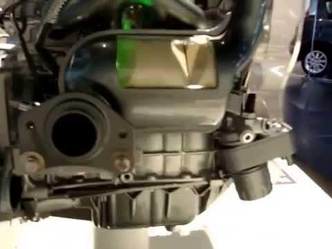 Фото к видео: Moteur Renault Tce 100 eco² Euro5