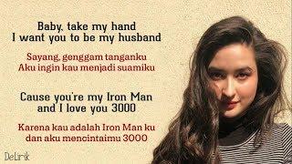 I Love You 3000 - Stephanie Poetri (Lyrics video dan terjemahan)