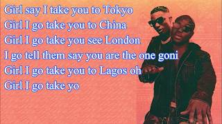 King Promise X Wizkid   Tokyo (Official Video Lyrics) | HD