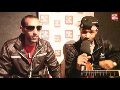 El kalima diyal Masta Flow et Caprice l'Momo avec HIT RADIO !