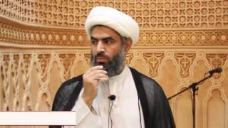 شاهد ماذا قال الشيخ محمد المنسي في أفتتاح مسجد الإمام الجواد بعد الهدم