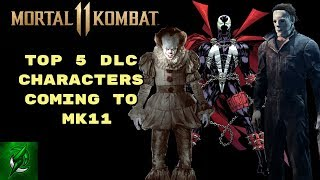 mortal kombat 11 dlc characters predictions - TH-Clip