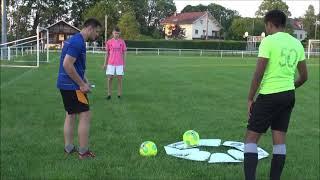 Golf Foot Étape 38 : AS Etalans Vernierfontaine