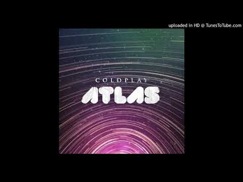 Coldplay Atlas Instrumental Official