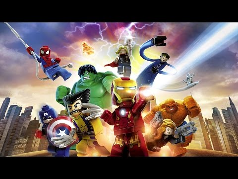 Watch video La Tele de ASSIDO - Videojuegos: Lego Marvel