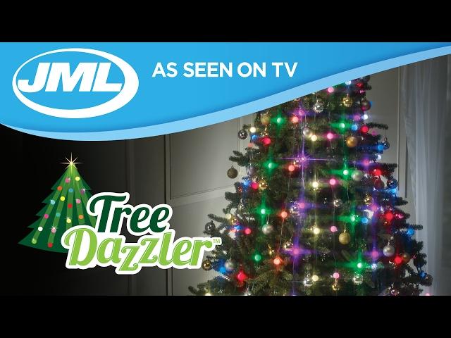 Видео Гирлянда Tree dazzler