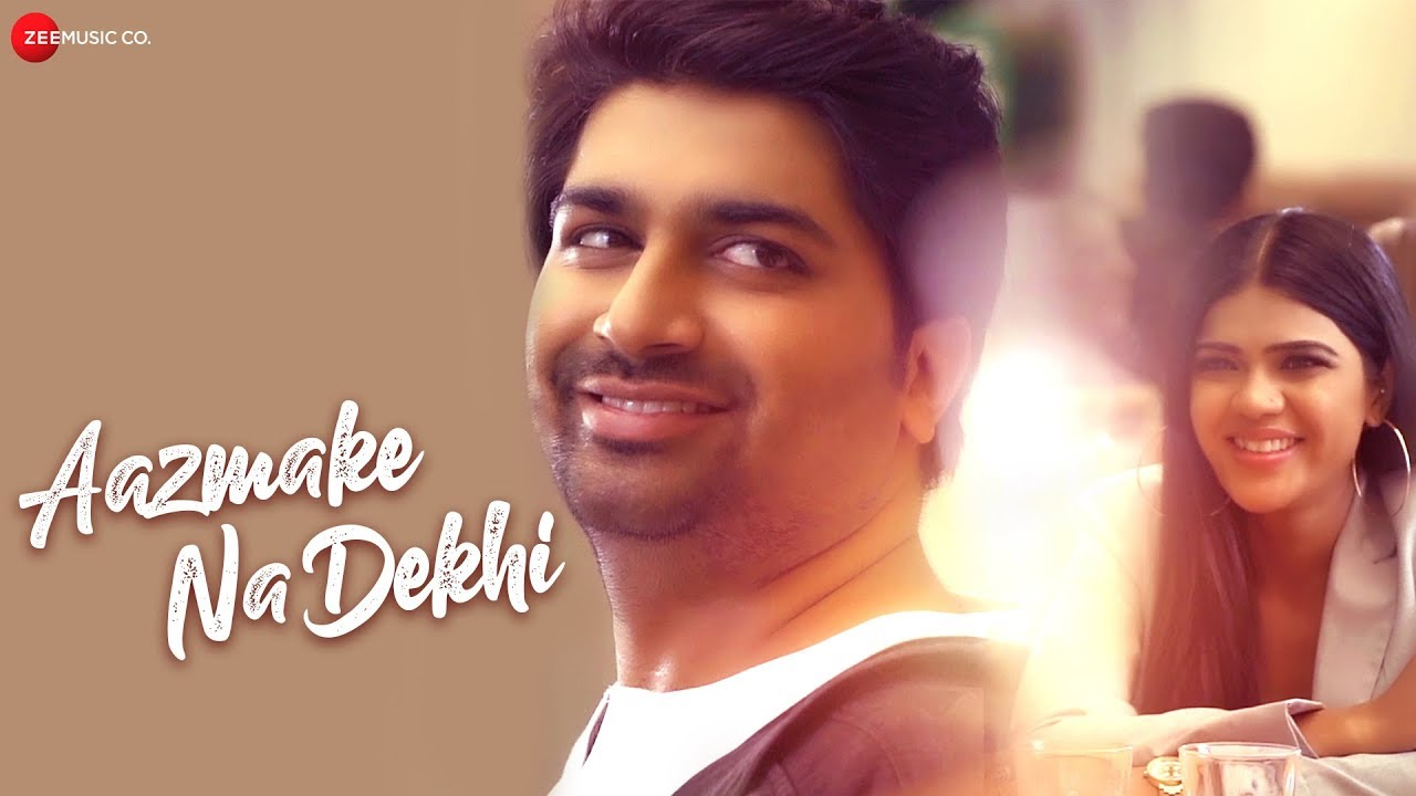 Aazmake Na Dekhi -Official Music Video | Shahid Mallya | Malhar T | Khushi | Rahul M | Dhwani G -LyricsMegeet