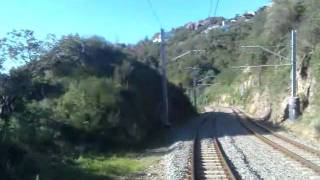 preview picture of video 'Johnsonville branch line full run: Part 2 Ngaio - Wellington 28/05/2011'