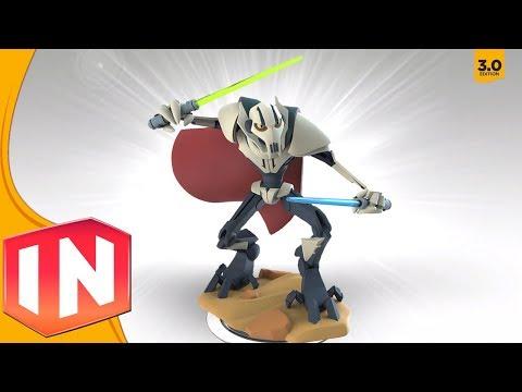 Disney Infinity: General Grievous Figure (Custom Spotlight)