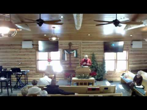 The Difficulty of Riches | Little Log Church,  Palmer Lake, CO | 2-10-2019