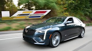 Cadillac CT4 2019 - dabar