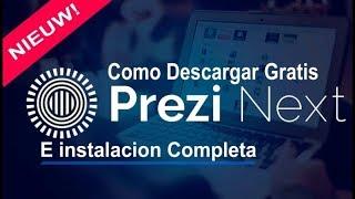 Como Descargar Prezi Gratis En Español 2018