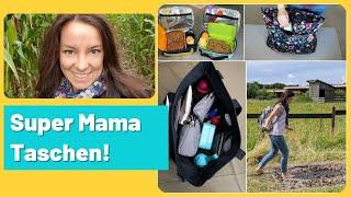 Meine Top Taschen für Familienausflüge | gabelschereblog