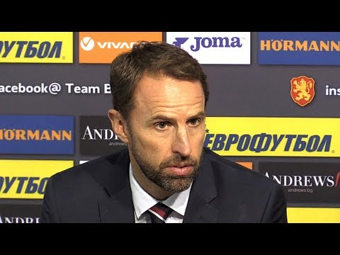 Bulgaria 0-6 England – Gareth Southgate Full Post Match Press Conference – Reacts To Racist Abuse