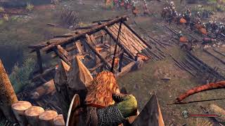 Mount & Blade 2: Bannerlord - Siege Defence Gameplay (2016 Gamescom)